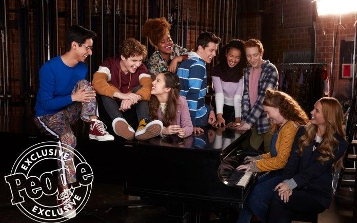 High School Musical Adolescentes