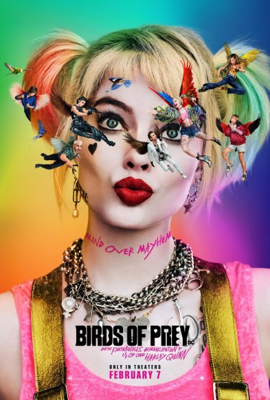 Poster Birds of Prey 2